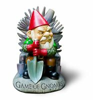 New Game of Thrones Gnome Cheeky Garden Gnome Figure Funny Ornament Decoration
