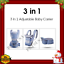 0-48M-Ergonomic-Baby-Carrier-Infant-Bag-Hipseat-Carrier-Front-Facing-Kangaroo thumbnail 3