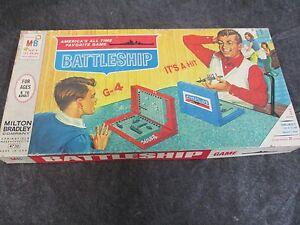 1967-Original-Milton-Bradley-Battleship-Board-Game-4730-Complete