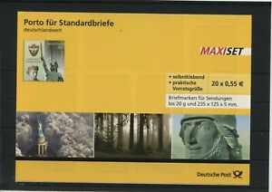 Germany-BRD-Federal-Stamp-Booklet-MH-79-Postmarked-Used-More-See-Shop