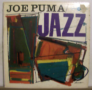 Joe-Puma-Quartet-And-Trio-Jubilee-JLP1070-VG-DG