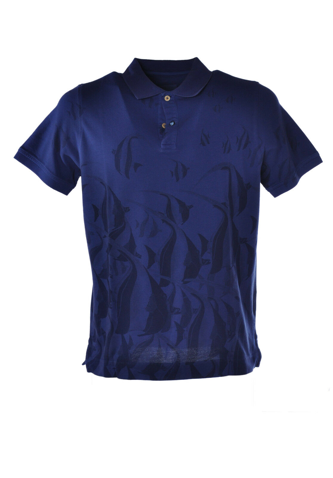Heritage  -  Polo - Male - 54 - bluee - 1737418C162322