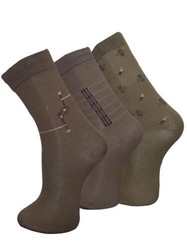 6//12 Pair Mens Thin Soft 100/% Cotton Rich Assorted Dress Socks Size 10-13