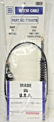 Toyota Hiace Commuter RZH125 2.4L Automatic Transmission Kickdown Cable