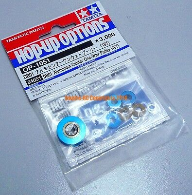 Tamiya 54051 RC DB01 18T Center One Way Set TRF501X DB-01