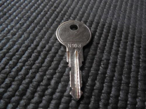Ersatzschlüssel THULE N163 Schlüssel Dachbox Dachkoffer Fahrradträger