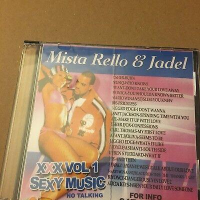 DJ Mistarello & Jadel XXX Sex Music Vol  1 RNB Slow Jams NYC Mixtape Mix CD  | eBay