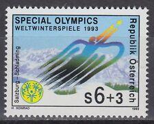 Österreich Austria 1993 ** Mi.2091 Olympische Spiele Olympic Games Behinderte