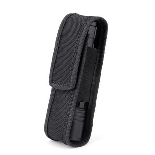 Nylon Holster Holder Belt Pouch Case for T6 LED Flashlight  Torch FZ