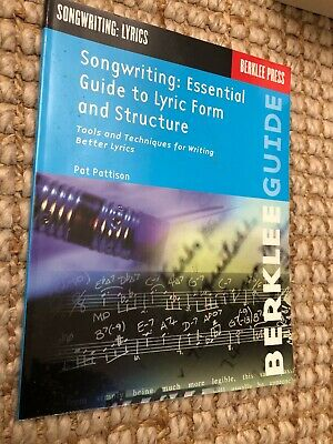 Songwriting and Lyrics: Songwriting : Essential Guide to Lyric Form and  Structur 9780793511808 | eBay
