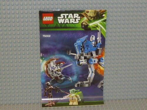 LEGO® Star Wars Bauanleitung 75002 AT-RT ungelocht instruction B2415