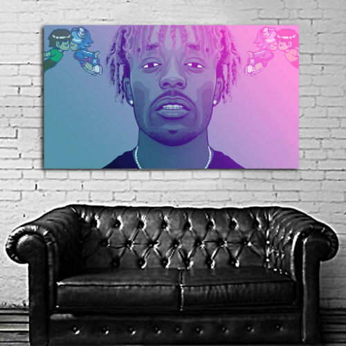 #01 Lil Uzi Vert Rap Hip Hop Music 24x40 inch More Sizes Poster Canvas Frame