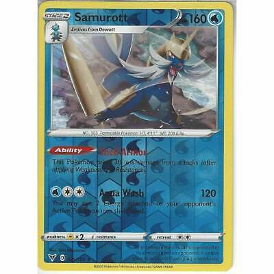 Pokemon Vivid Voltage Choose your Reverse Holo Trading Cards