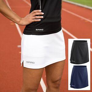Ladies-Womens-Womans-Windproof-Quick-Dry-Tennis-Hockey-Sports-Skort-Short-Skirt
