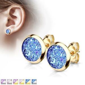 Pair-of-Druzy-Stone-Set-Stud-Earrings