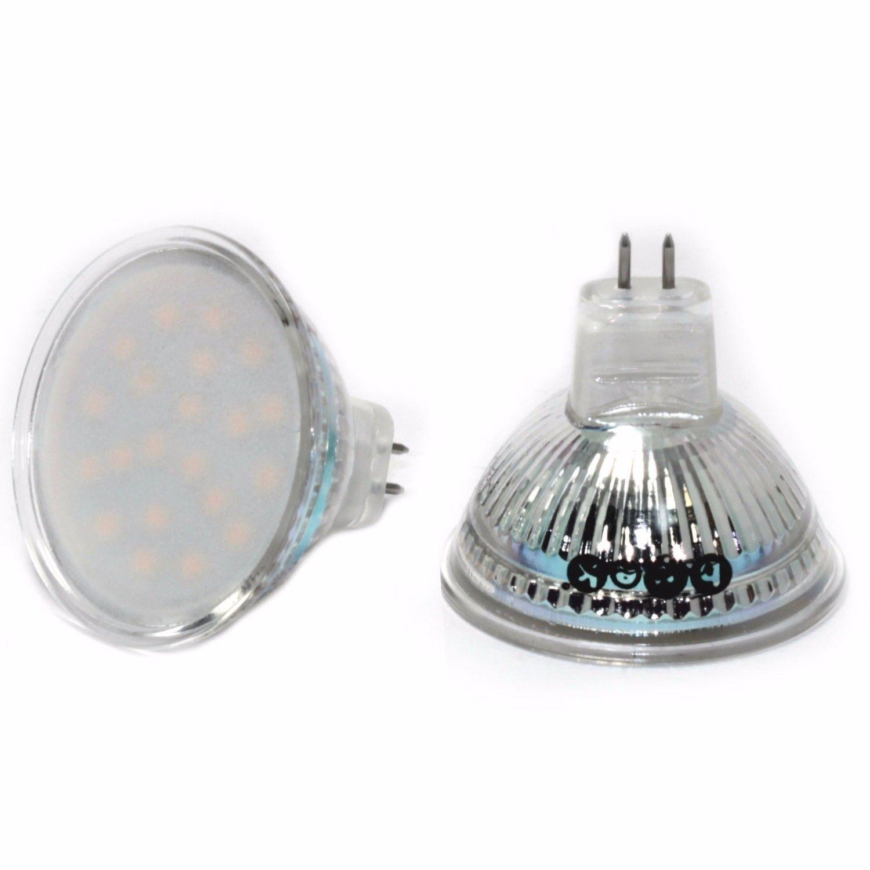 10 x led gu10 gu5 3 mr16 lampe licht spot strahler 3 watt 12v o 230v ebay. Black Bedroom Furniture Sets. Home Design Ideas