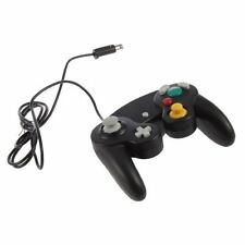 Black GameCube Controller Remote for Nintendo Wii/GameCube