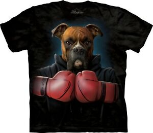 Adult T Manimals The Boxer Rocky Mountain Shirt Unisex 7vRUx