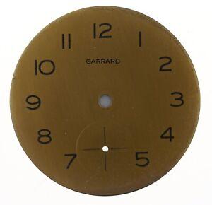 GARRARD-WRIST-WATCH-DIAL-W163