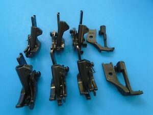 211W 226 Singer 111W 227 225 Welting Piping Walking Foot For Consew 206RB