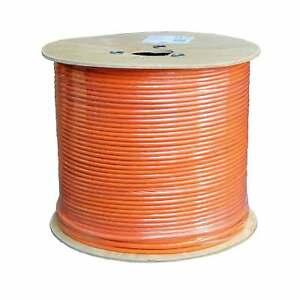 500m Cat.7 Verlegekabel Netzwerk Kabel LAN Gigabit PIMF KUPFER AWG ...