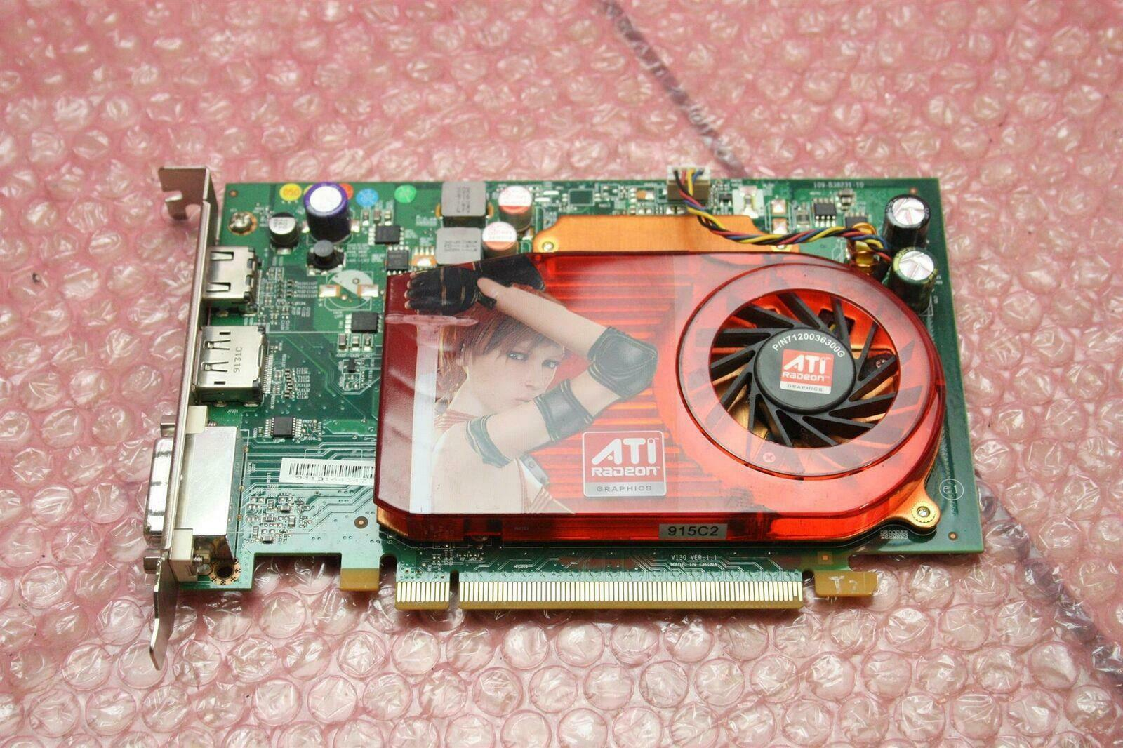 ATI Radeon HD 3650 256Mb Video Graphics Card 0K629C K629C