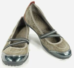 Privo-by-Clarks-Womens-Mary-Jane-Flats-Slip-On-Comfort-Shoes-Sz-7-M