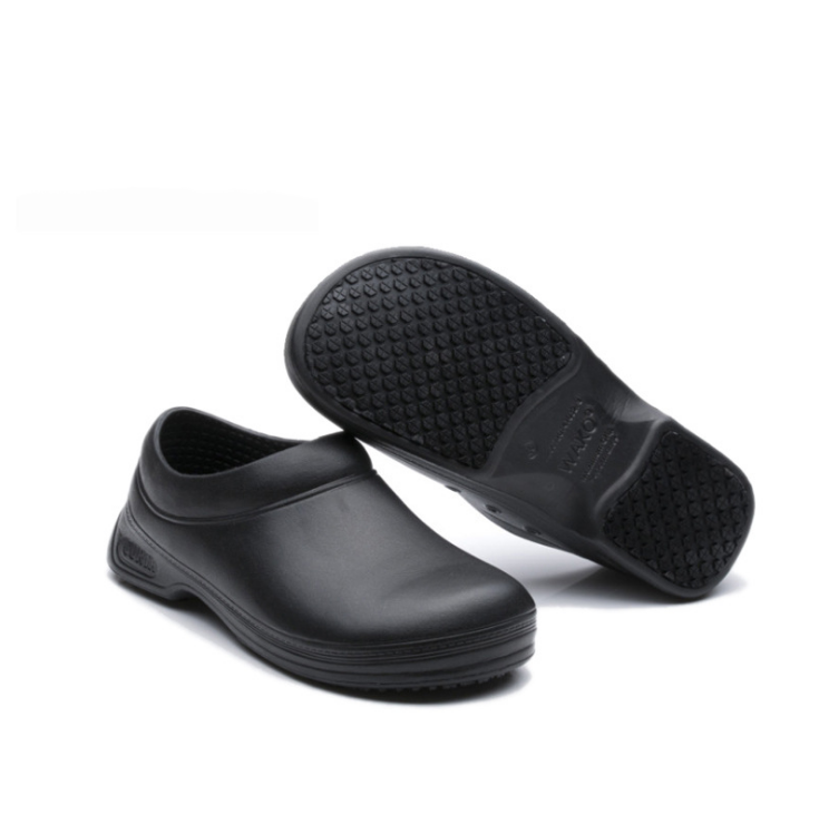 Non-slip Chef shoes Mens Womens kitchen Safety Shoes Slip on Work Boots UK3-UK12