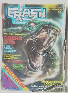 60342 Issue 35 Crash Magazine 1986