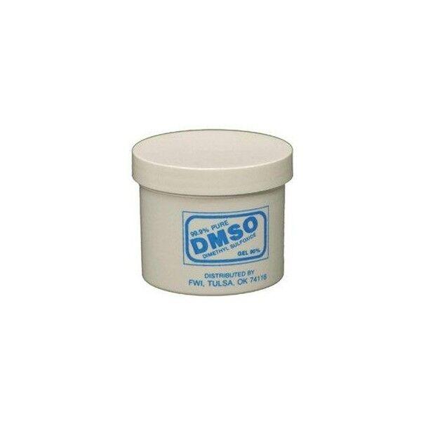 99.9 % PURE DMSO (DIMETHYL SULFOXIDE) Gel 4oz.