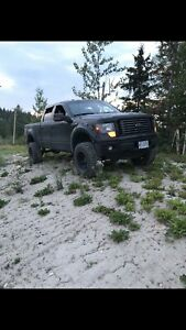 2012 lifted f150 fx4