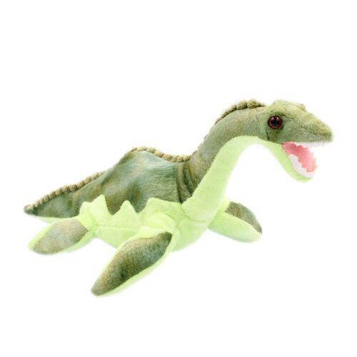 40.6cm Plüsch Prähistorische Mosasaurus Loch Ness Nessie Dinosaurier Weich Sonstige Stofftiere