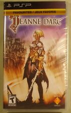 Jeanne D Arc PSP UMD new sealed dual language packaging