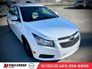 2013 Chevrolet Cruze LT   Leather   Air Conditioning   Bluetooth