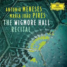 Antonio Meneses & Maria Joao Pires • The Wigmore Hall Recital CD