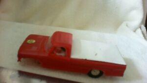 Eldon-Red-Dodge-Truck-1-32-Scale-Slot-cars