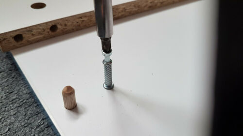 Fix set for flat packed furniture Cabinet Wardrobes PAX