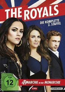 3 DVDs * THE ROYALS - SEASON / STAFFEL 2 # NEU OVP /