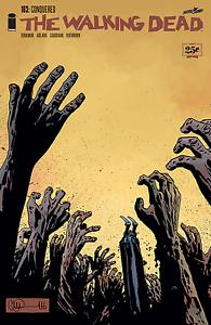 Walking Dead #163 LOT OF 10 COPIES AMC LOT NM ROBERT KIRKMAN IMAGE NEGAN10