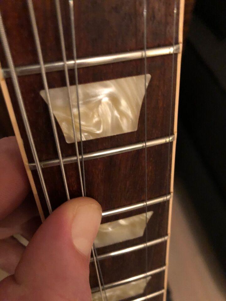 Elguitar, Gibson SG Derek Trucks