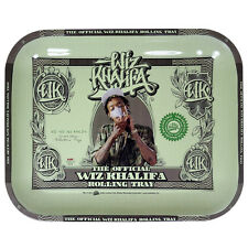 Wiz Khalifa RAW Rolling Tray Official Limited Edition Large Size