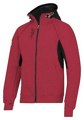 80/% algod/ón, 20/% poli/éster, talla XXL JCB Workwear Basic color negro Sudadera