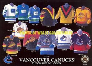 vancouver canucks jerseys
