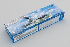 Trumpeter 6709 German Navy Aircraft Carrier DKM Graf Zeppelin in 1:700