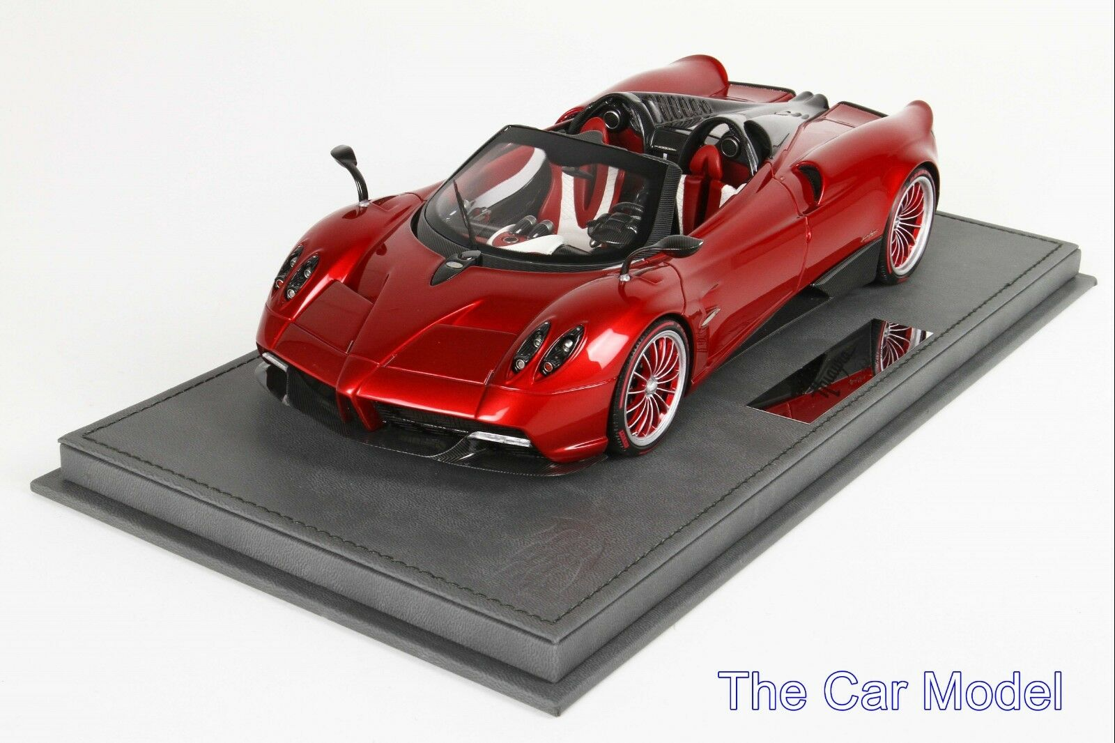 Pagani Huayra Roadster Mica Red - Ltd 50 pcs BBR 1 18 - No MR