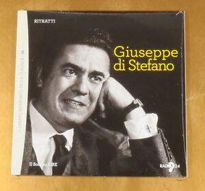GIUSEPPE DI STEFANO - RITRATTI - IL SOLE 24 ORE - NUOVO CD [AF-099]