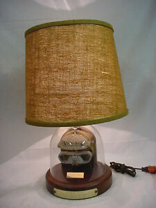 Vintage Antique General Electric Electric Meter Table Lamp