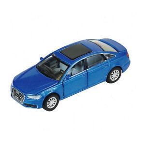 Era-Car-09-Audi-A6-Blue-Scale-1-64-Model-Car-New