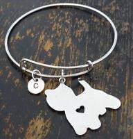 Yorkshire Terrier Bracelet, Yorkshire Terrier Charm, Yorkie Bracelet, Yorkie Dog