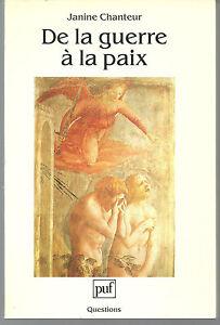 DE-LA-GUERRE-A-LA-PAIX-Janine-Chanteur-1989-envoi